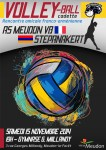 Affiche tournoi volley 15 novembre 2014