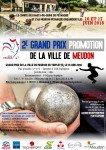 Grand Prix de pétanque 16-17 juin 2018