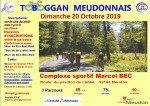 Affiche toboggan meudonnais 2019
